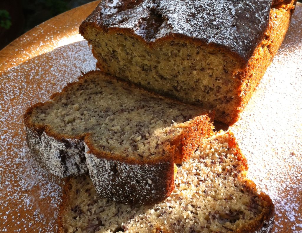 Easy bake banana bread recipe for mothers day everyday fabulous as it is mothers day this weekend and my mother had quite a few black bananas i doubled the recipe above and added some pecans on top forumfinder Choice Image