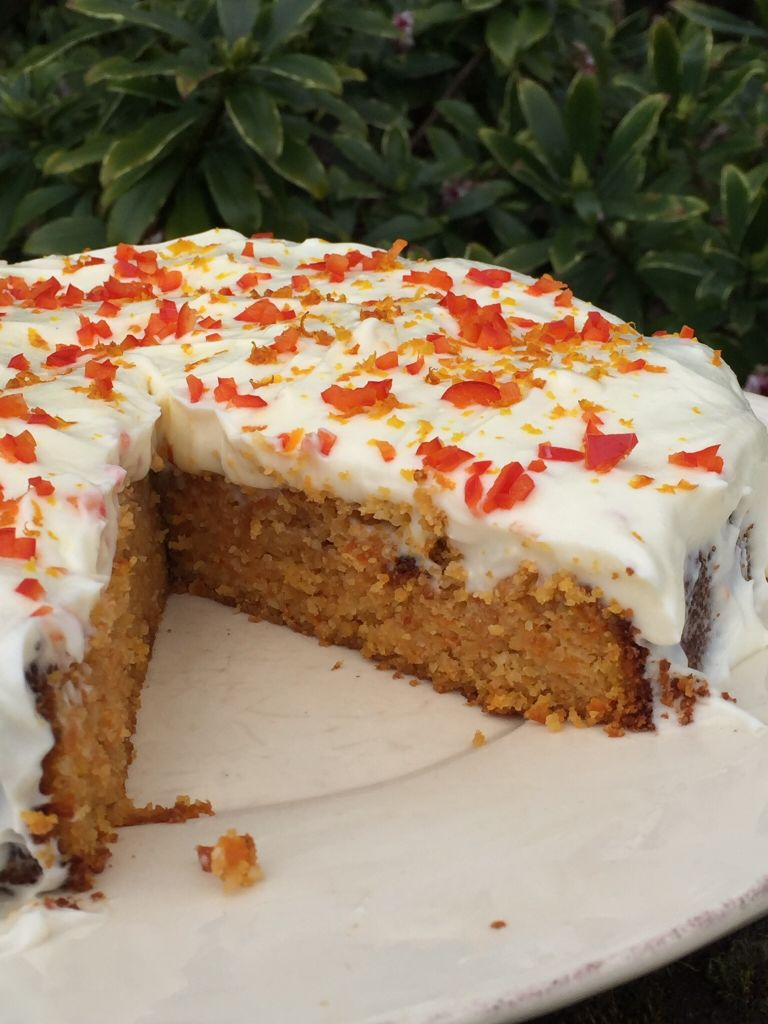Substitute Sweet Potato For Carrot In Cake